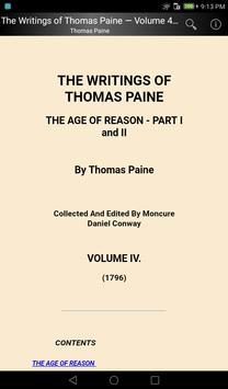 The Writings of Thomas Paine 4 screenshot 4