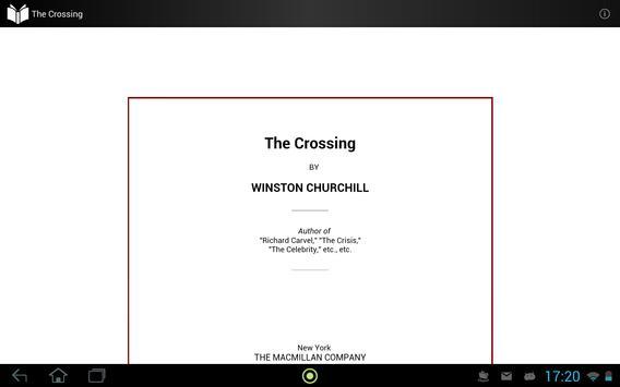 The Crossing apk screenshot