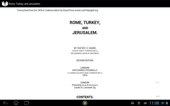 Rome, Turkey, and Jerusalem screenshot 2