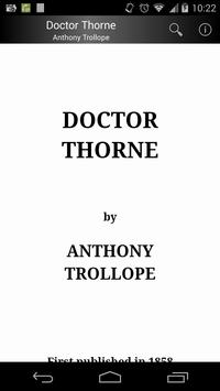 Doctor Thorne poster
