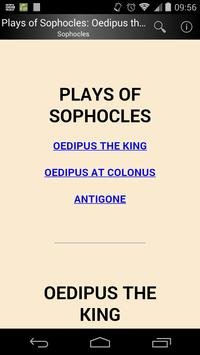 Plays of Sophocles poster