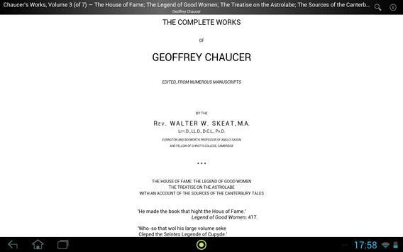 Chaucer's Works, Volume 3 screenshot 3