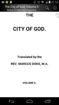 The City of God 2 poster
