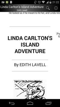 Linda Carlton Island Adventure screenshot 1