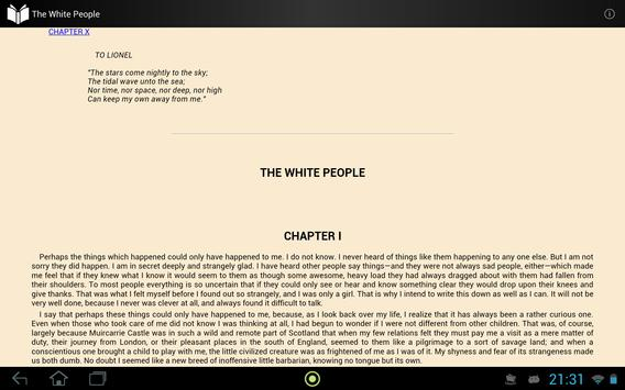 The White People apk screenshot