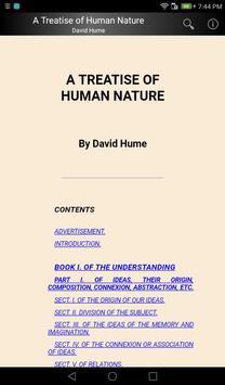 A Treatise of Human Nature apk screenshot