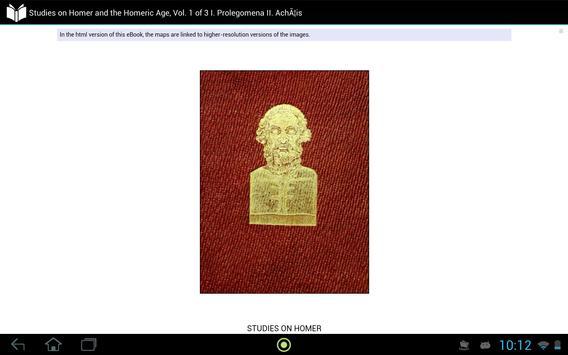 Homer and the Homeric Age 1 apk screenshot