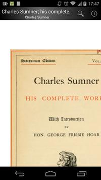 Charles Sumner volume 10 screenshot 1