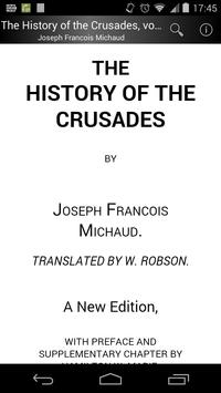 The History of the Crusades 2 poster