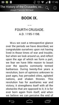 The History of the Crusades 2 apk screenshot