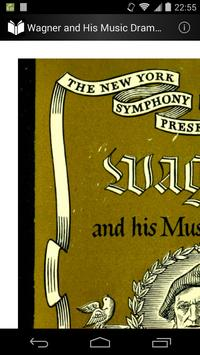 Wagner and His Music Dramas poster
