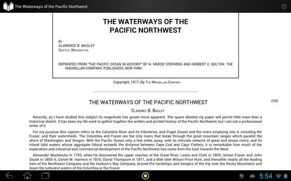 Waterways of Pacific Northwest screenshot 2