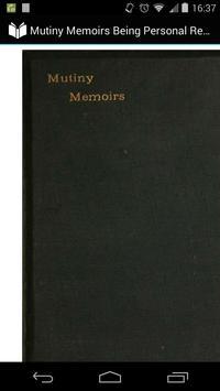 Mutiny Memoirs poster