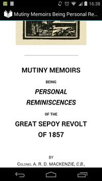 Mutiny Memoirs apk screenshot