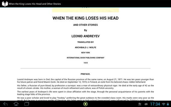 When the King Loses His Head apk screenshot