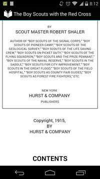 The Boy Scouts with the Red Cross screenshot 1