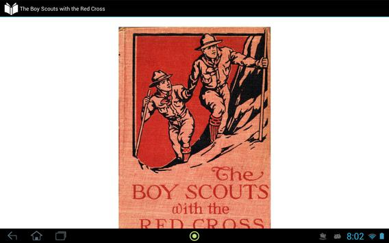 The Boy Scouts with the Red Cross screenshot 2
