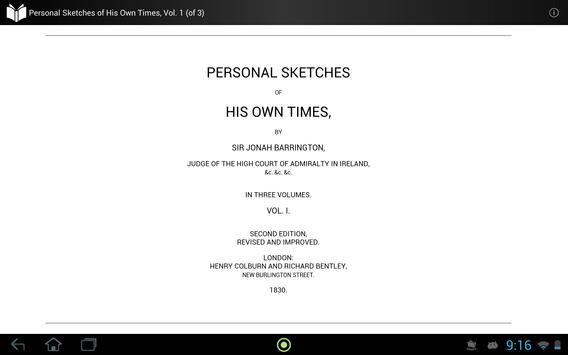 Personal Sketches, Vol. 1 screenshot 3
