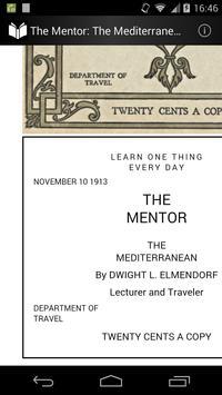 The Mentor: The Mediterranean screenshot 1