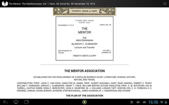 The Mentor: The Mediterranean screenshot 3