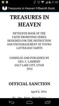 Treasures in Heaven poster