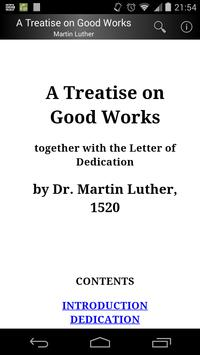 A Treatise on Good Works poster