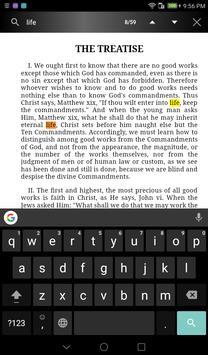 A Treatise on Good Works apk screenshot