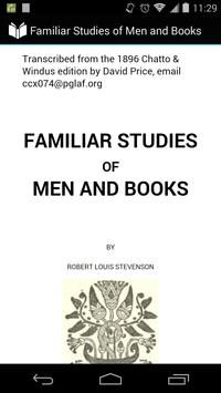 Studies of Men and Books poster