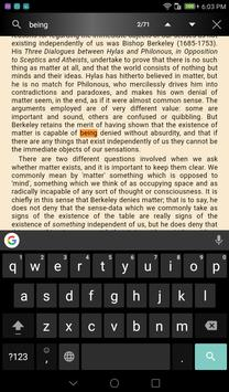 The Problems of Philosophy apk screenshot