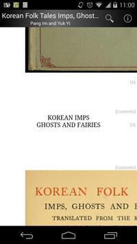 Korean Folk Tales screenshot 1