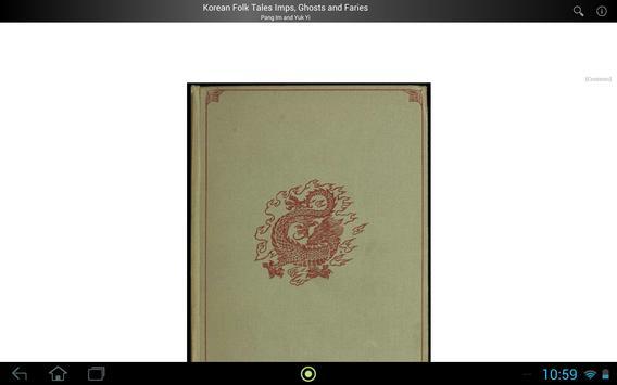 Korean Folk Tales screenshot 2