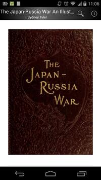 The Japan-Russia War poster