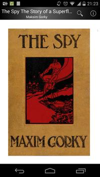 The Spy poster