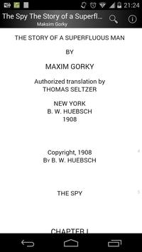 The Spy screenshot 1