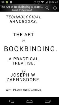 The Art of Bookbinding screenshot 1