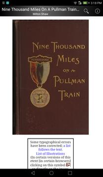 9000 Miles On A Pullman Train screenshot 4