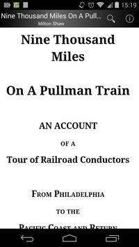 9000 Miles On A Pullman Train screenshot 1