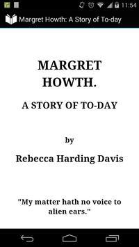 Margret Howth poster