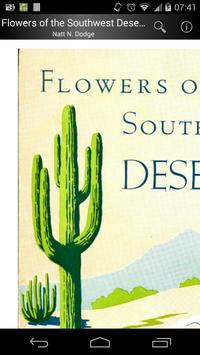 Flowers of Southwest Deserts poster