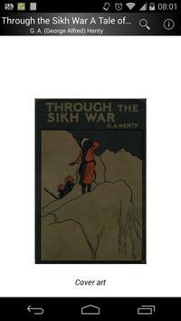 Through the Sikh War poster