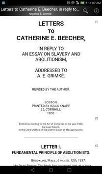 Letters to Catherine Beecher screenshot 4