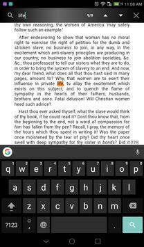Letters to Catherine Beecher screenshot 5