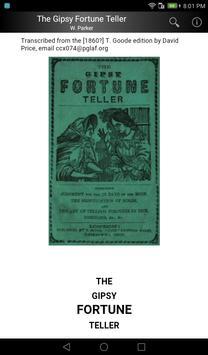 The Gipsy Fortune Teller apk screenshot
