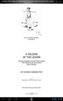 A Soldier of the Legion apk screenshot