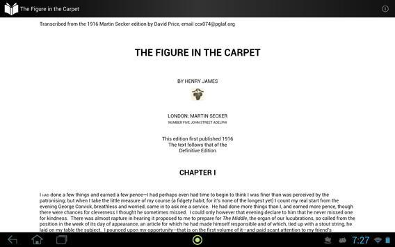 The Figure in the Carpet screenshot 2