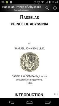 Rasselas: Prince of Abyssinia screenshot 1