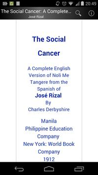 The Social Cancer poster