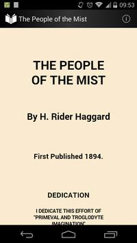 The People of the Mist poster