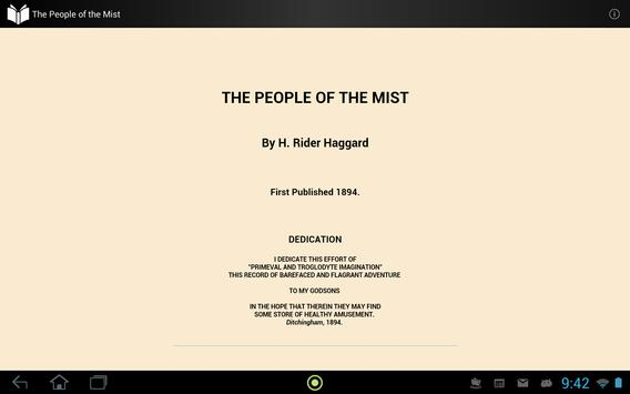 The People of the Mist screenshot 2