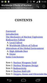 Effects of Nuclear War apk screenshot